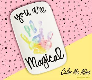 Kensington Rainbow Handprint