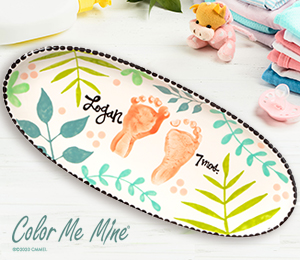 Kensington Tropical Baby Tray