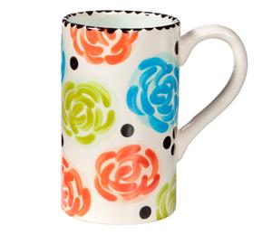 Kensington Simple Floral Mug