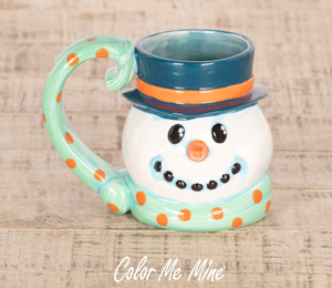 Kensington Snowman Mug