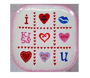 Kensington Valentine's Tic Tac Toe