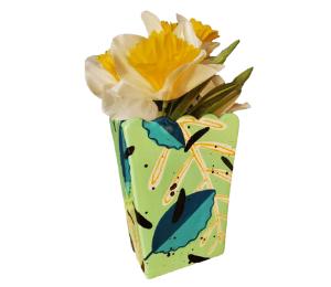 Kensington Leafy Vase