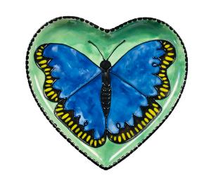 Kensington Butterfly Plate