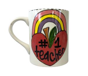 Kensington Rainbow Apple Mug